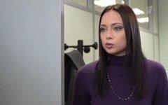 Самбурская сказала, что ее вырезали из эфира Первого канала