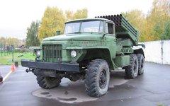 Боевая машина БМ-21