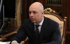 Антон Силуанов. Фото с сайта kremlin.ru