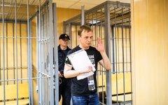 Иван Голунов. Фото meduza.io