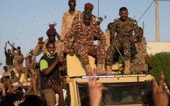 Переворот в Судане