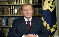 Леонид Кучма. Фото с сайта wikimedia.org