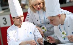 Всероссийский Чемпионат по кулинарному искусству © KM.RU, Кирилл Зыков