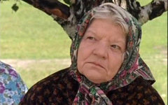 Скончалась актриса сериала «День рождения буржуя» Валентина Зимняя