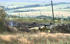 Катастрофа малайзийского «Боинга» под Донецком