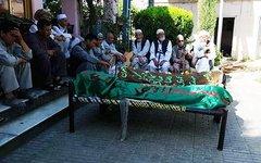 При взрыве во время свадьбы в Афганистане погибли 63 человека