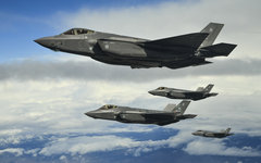 Самолеты F-35A
