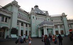 Белорусский вокзал © KM.RU, Илья Шабардин