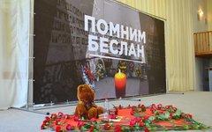 Юрий Дудь представил фильм о захвате школы в Беслане