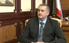 Сергей Аксенов вновь стал главой Крыма