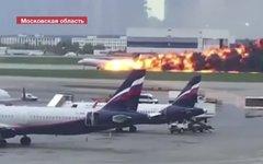 Катастрофа самолета SSJ-100 в Шереметьево