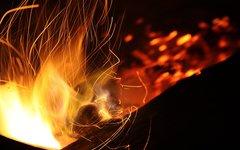 При пожаре в Томской области погибли одиннадцать человек