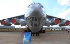 Военно-транспортный самолет Ил-76МД © KM.RU, Илья Шабардин