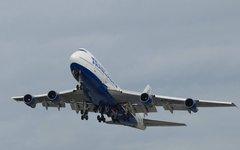 Самолет компании Transaero