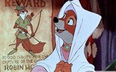 Студия Disney перезапустит «Робин Гуда» в компьютерной графике