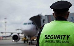 Служба безопасности аэропорта © KM.RU, Кирилл Зыков