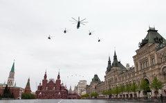Авиационный Парад Победы 2020