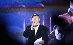 Актер Михаил Ефремов читает стихи © KM.RU, Александра Воздвиженская