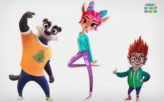 «Союзмультфильм» ввел трех новых героев в «Ну, Погоди!»