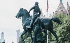 Памятник Теодору Рузвельту