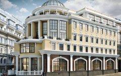 Здание ВШЭ. Фото с сайта wikimedia.org