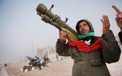 Ливийские повстанцы ©РИА Новости, Андрей Стенин