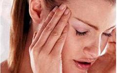Смена погоды провоцирует мигрень