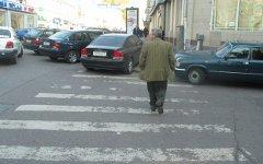 Пешеход © фото с сайта auto.ru.msn.com
