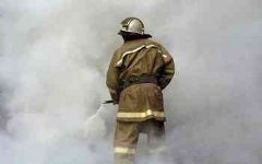 Пожарные потушили огонь в здании Минэнергетики в Ереване