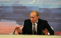Владимир Путин © фото KM.RU