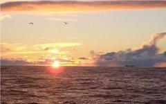 Охотское море. Фото с сайта geography.kz