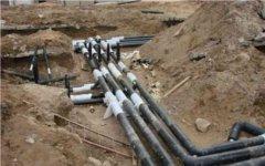 По заявлению главы администрации города, водоснабжение здесь должно заработать уже к началу 2012 года.