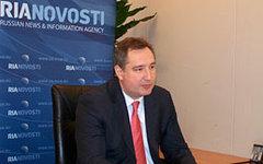 Дмитрий Рогозин. Фотография - РИА Новости (с) Федор Климкин