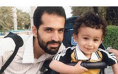 Мустафа Ахмади Рошани. Фотография с сайта ynetnews.com