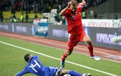 Россия — Андорра — 6:0