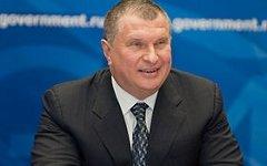 Вице-премьер правительства РФ Игорь Сечин