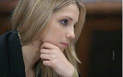 Евгения Тимошенко. Фото с официального сайта Юлии Тимошенко