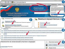Январь. Начинает работать интернет-проект gosuslugi.ru