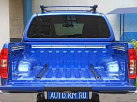 Nissan Navara. Фото 3 Auto.km.ru