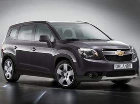 Chevrolet Orlando. Фото 4 Chevrolet