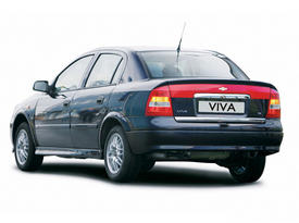 Chevrolet Viva. Фото 3 Chevrolet