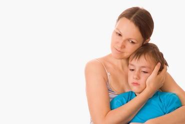Ребенок говорит что его не любит папа