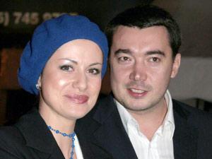 анна ковальчук и олег капустин свадьба фото