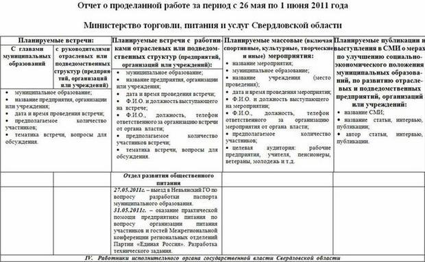 структура партии единая россия схема