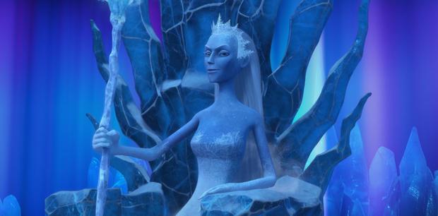 фото снежная королева из мультика