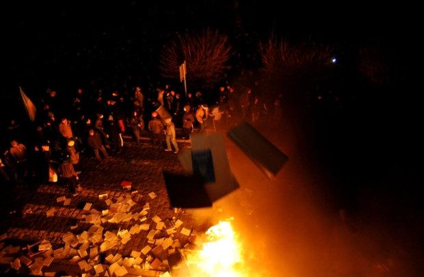 Гражданская война на украине хроника