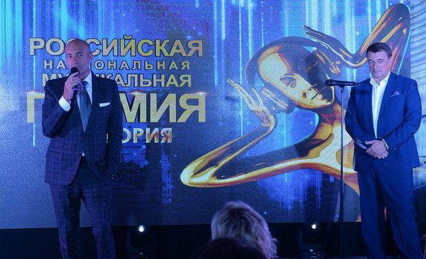 Определились победители русской государственной музыкальной премии «Виктория»
