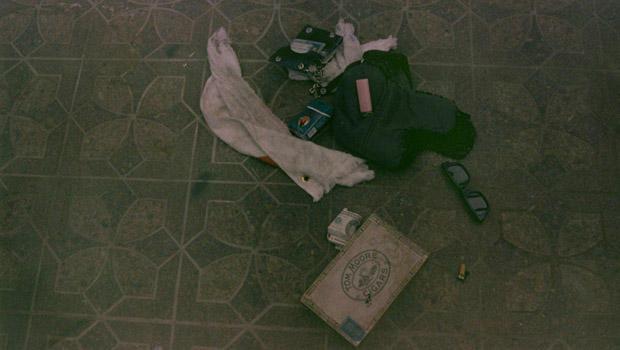 Полиция обнародовала ранее неизвестные фотографии с места смерти Кобейна
