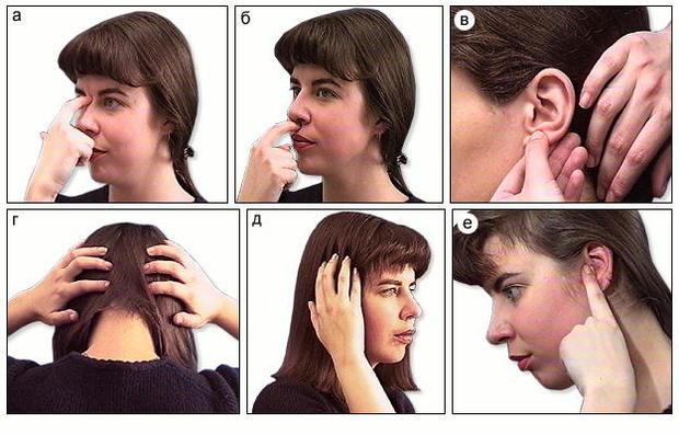 Массаж для шеи при головокружении