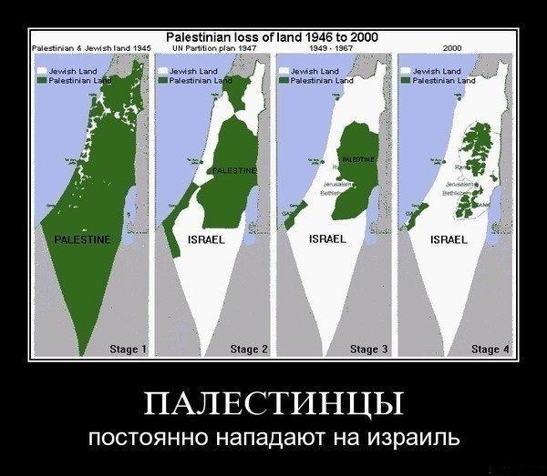 Kaip nyksta Palestina....